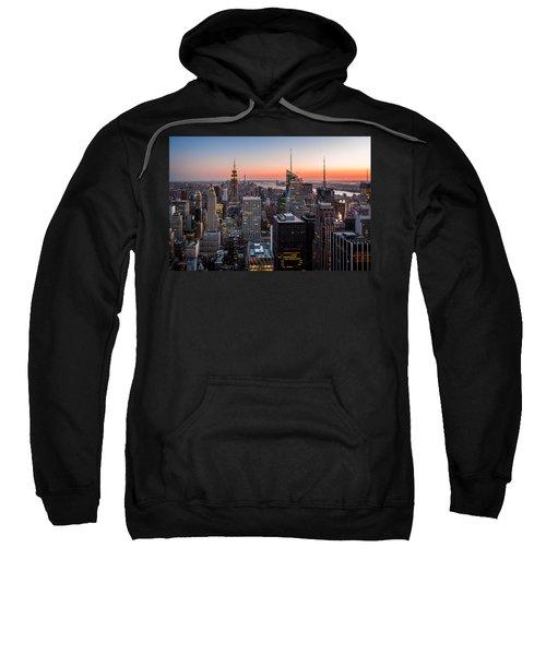 Skyscrapers Sweatshirt