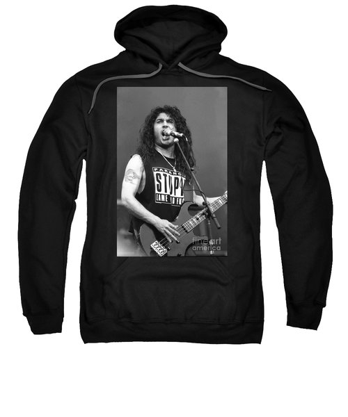 Slayer Tom Araya  Sweatshirt