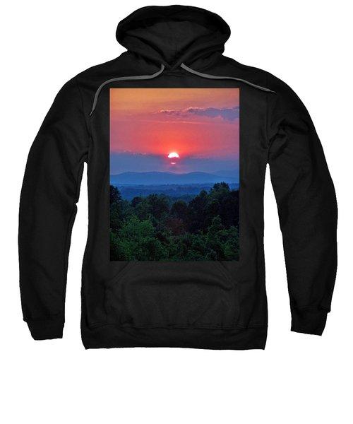 Smokey Mtn Sunset Sweatshirt