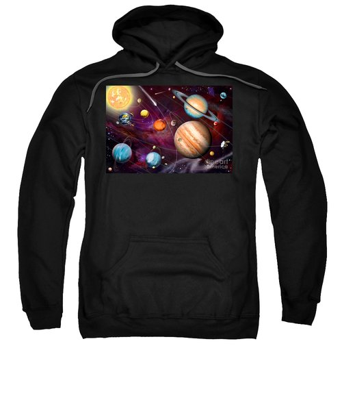 Solar System 2 Sweatshirt