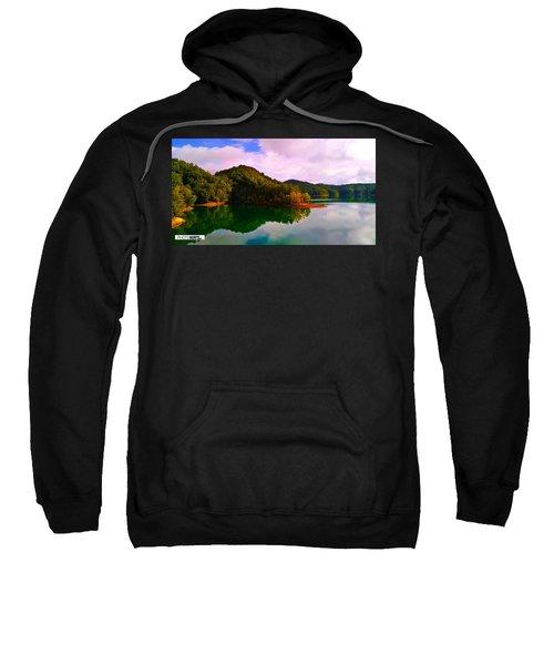 North Holston Lake Mountains Sweatshirt