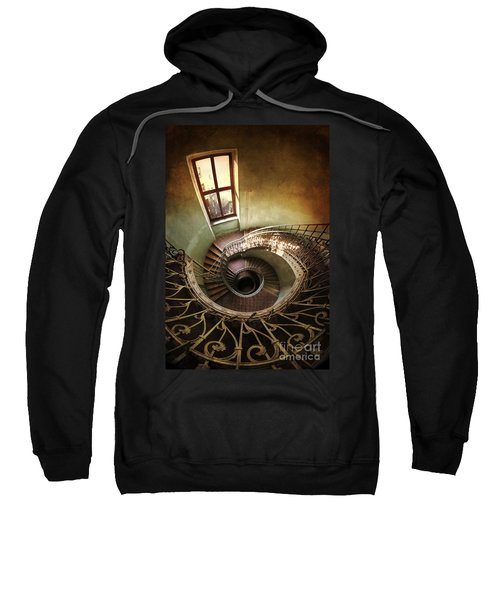 Spiral Staircaise With A Window Sweatshirt