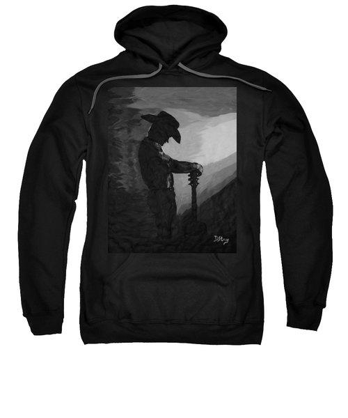 Spirit Of A Cowboy Sweatshirt
