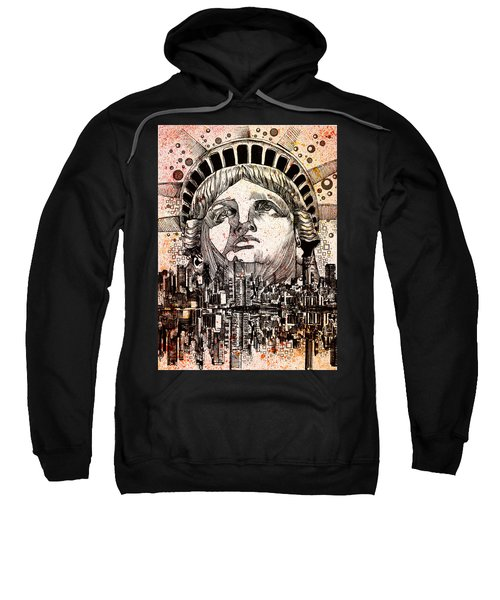 Spirit Of The City 3 Sweatshirt