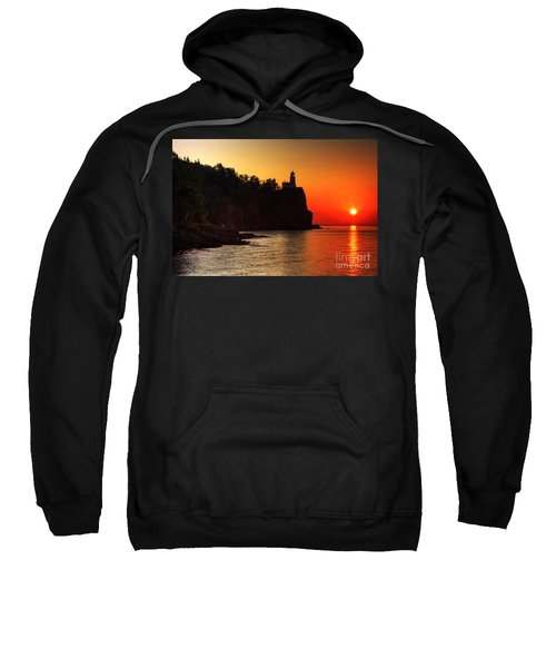 Split Rock Lighthouse - Sunrise Sweatshirt