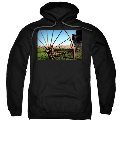 Spokes Sweatshirt