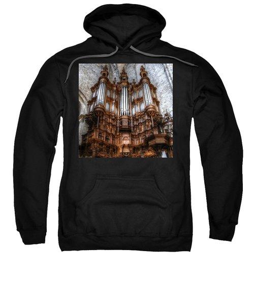 Spooky Organ Sweatshirt