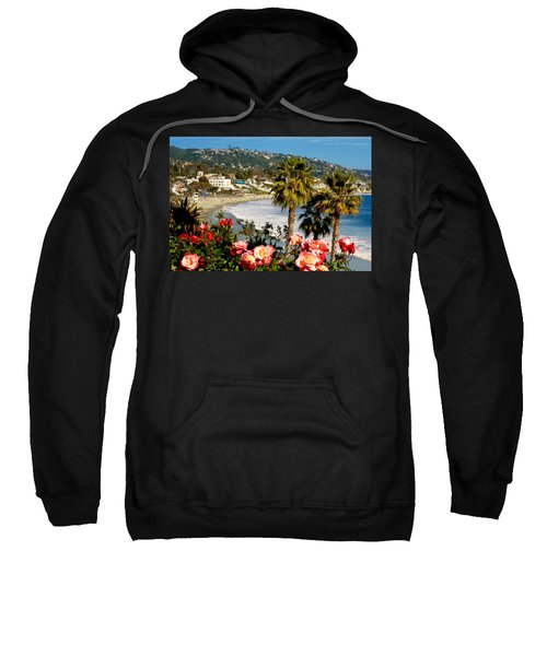 Springtime In Laguna Sweatshirt