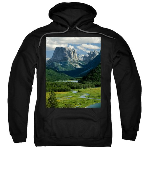 Squaretop Mountain 3 Sweatshirt