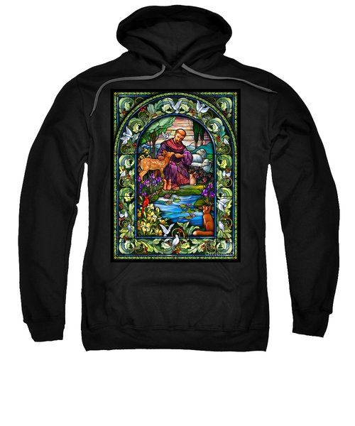 St. Francis Of Assisi Sweatshirt