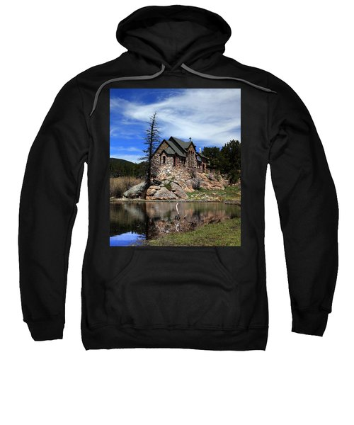 St. Malo Chapel Sweatshirt