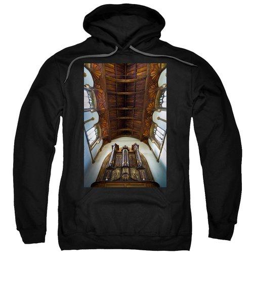 St Michael's Church Framlingham Sweatshirt