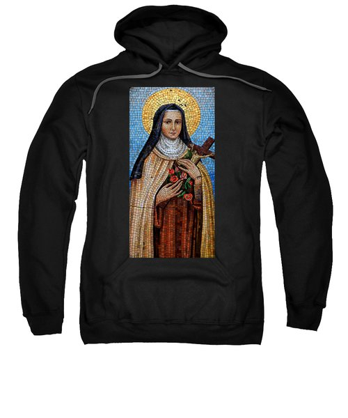 St. Theresa Mosaic Sweatshirt