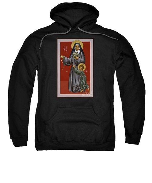 St. Therese Of Lisieux Doctor Of The Church 043 Sweatshirt