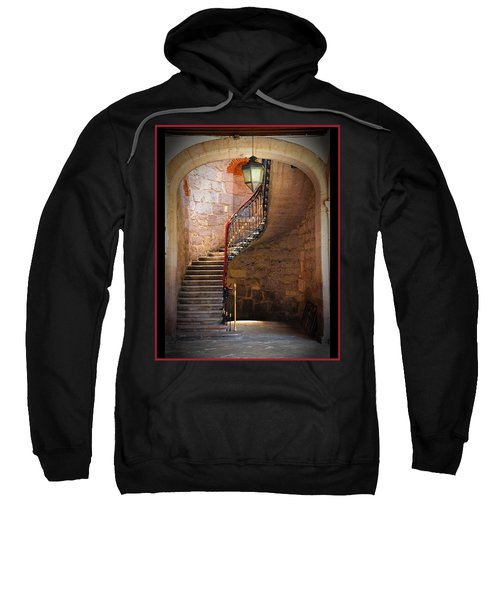 Stairway Of Light Sweatshirt