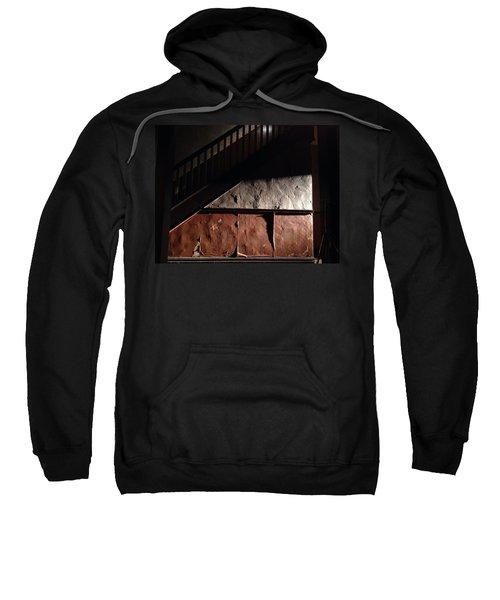 Stairwell Sweatshirt by H James Hoff