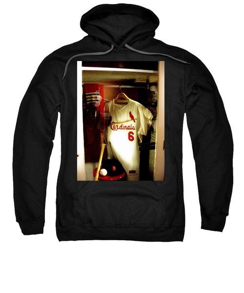Stan The Man's Locker Stan Musial Sweatshirt