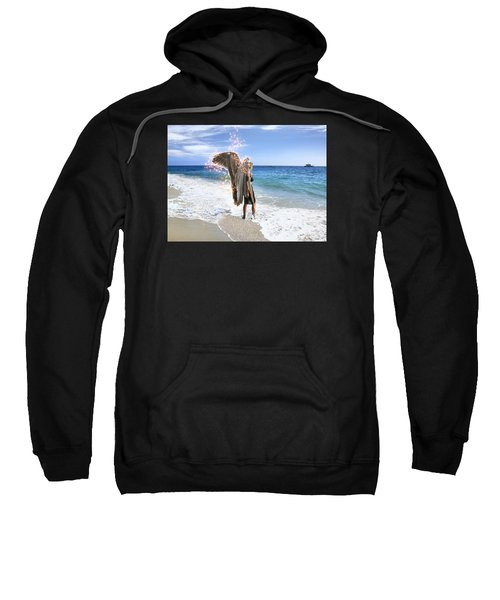 Stand Your Ground I Am With You Sweatshirt