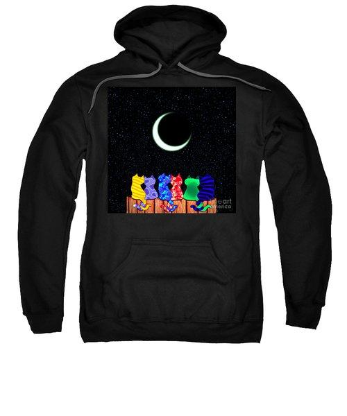 Star Gazers Sweatshirt