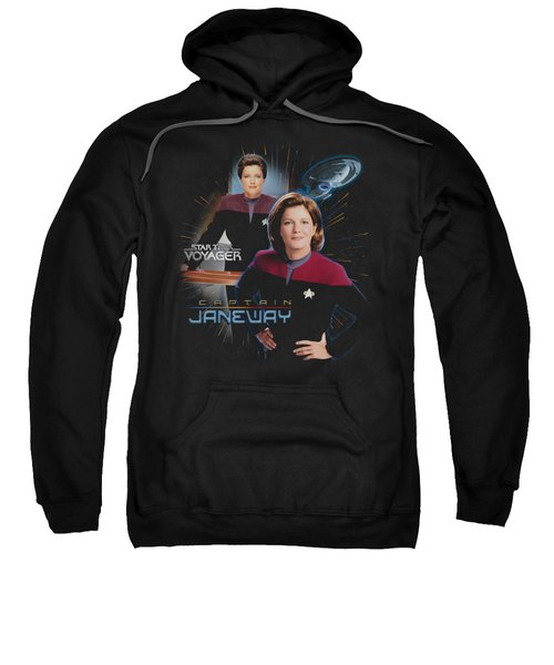 Star Trek - Captain Janeway Sweatshirt