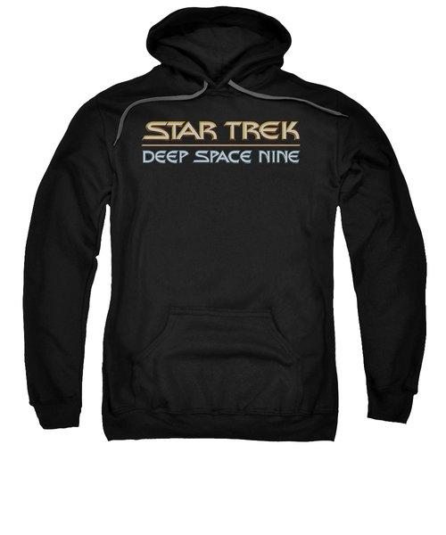 Star Trek - Deep Space Nine Logo Sweatshirt