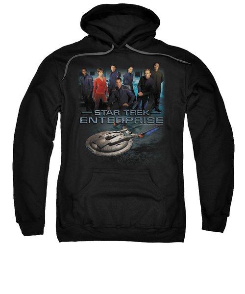 Star Trek - Enterprise Crew Sweatshirt