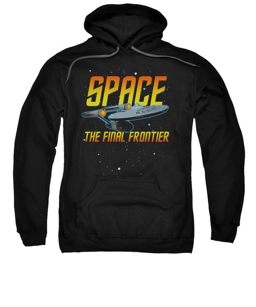 Star Trek - Space Sweatshirt