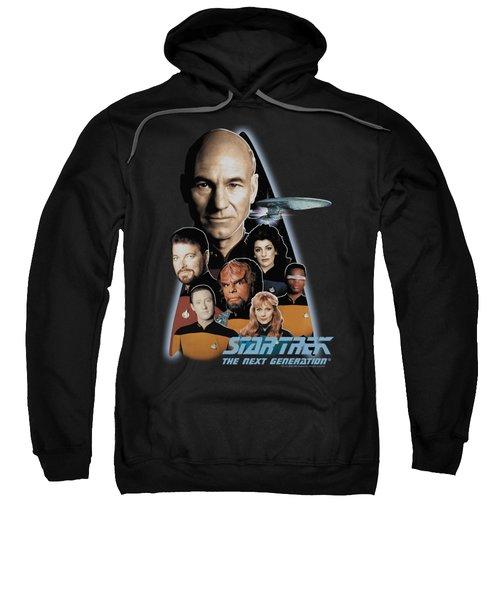 Star Trek - The Next Generation Sweatshirt