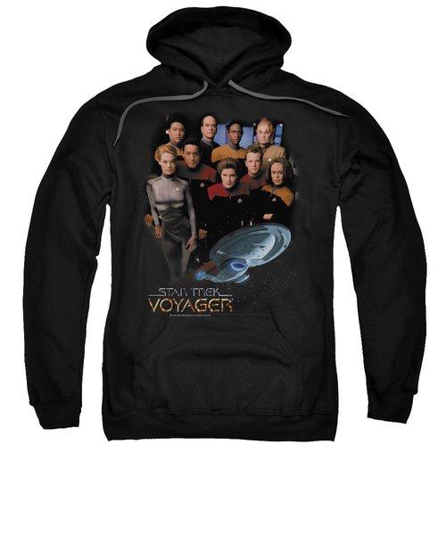 Star Trek - Voyager Crew Sweatshirt