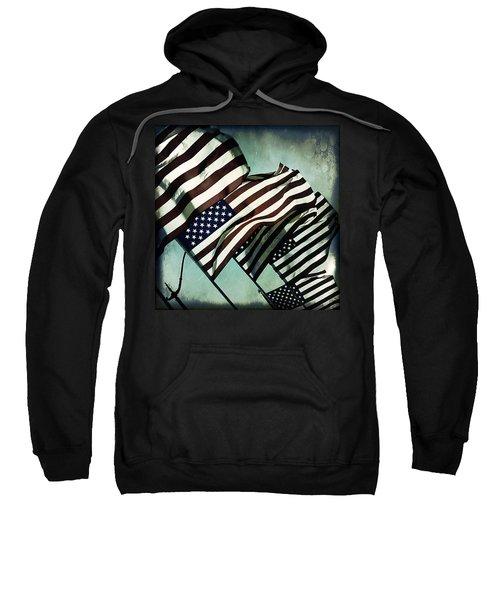 Stars N  Stripes Sweatshirt