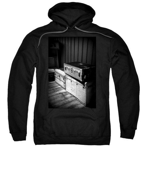 Steamer Trunks Sweatshirt