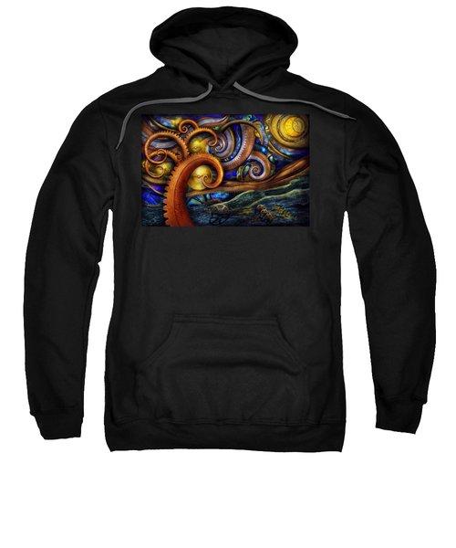 Steampunk - Starry Night Sweatshirt
