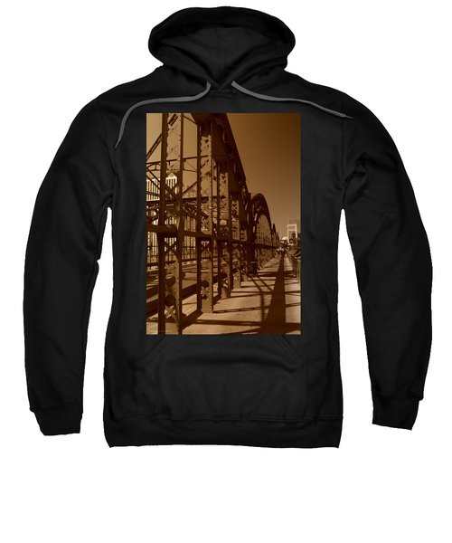Steel Shadows Sweatshirt