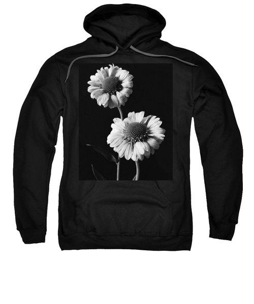 Still Life Of Flowers Sweatshirt