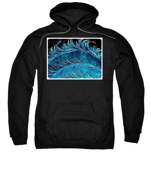 Storms At Sea Sweatshirt