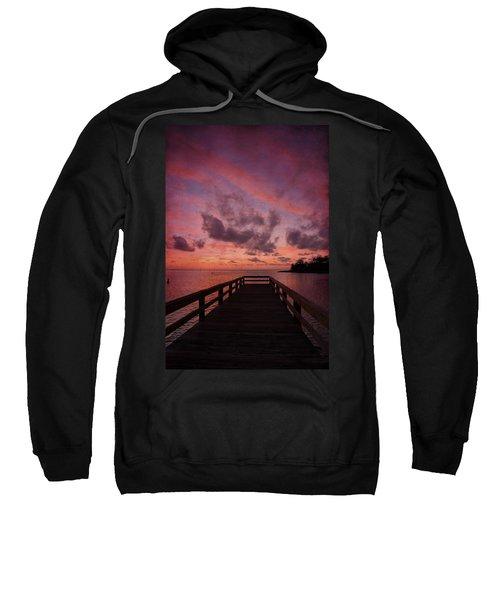 Stormy Sunset Sweatshirt