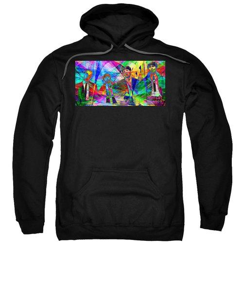 Strawberry Fields Forever 20130615 Sweatshirt