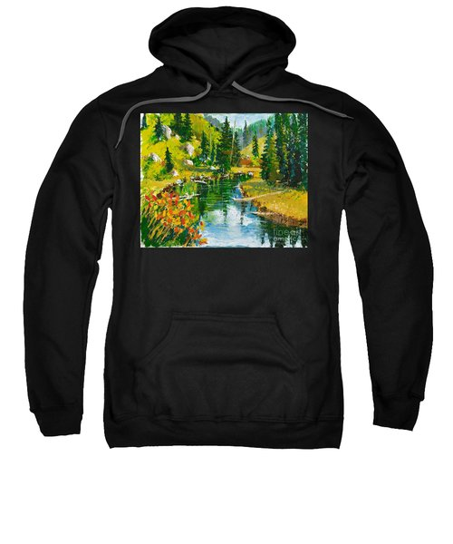Strawberry Reservoir Sweatshirt