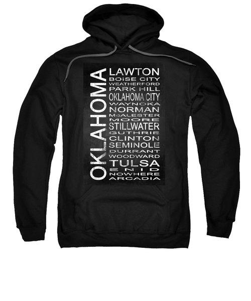 Subway Oklahoma State 1 Sweatshirt