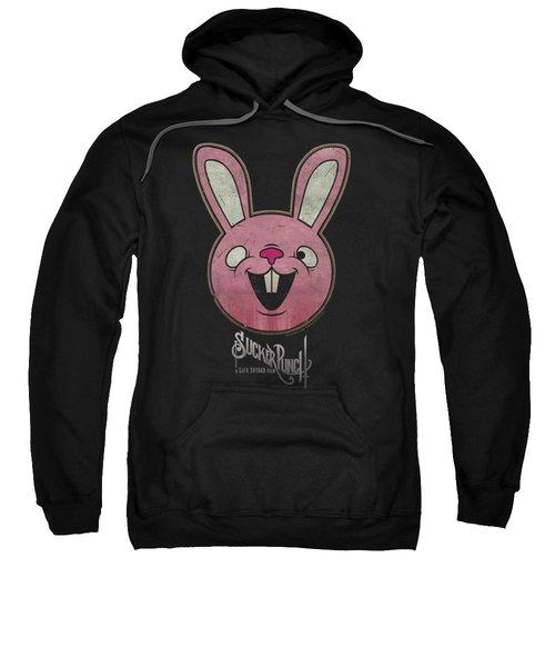 Sucker Punch - Pink Bunny Sweatshirt