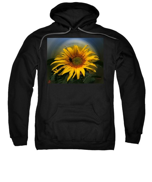 Sun Flower Summer 2014 Sweatshirt