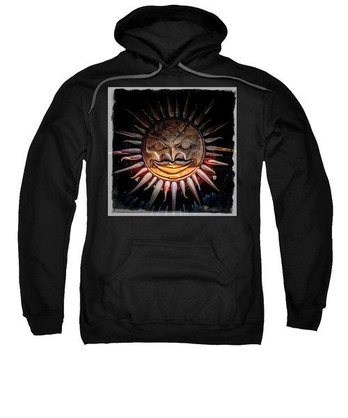 Sun Mask Sweatshirt