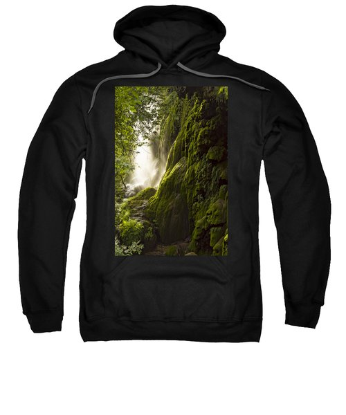 Gorman Falls Ray Of Light Sweatshirt