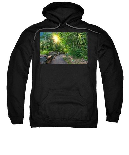 Sunlit Path Sweatshirt