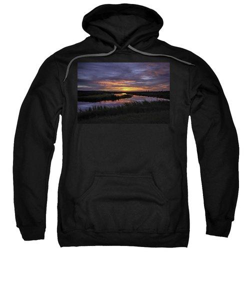 Sunrise On Lake Shelby Sweatshirt