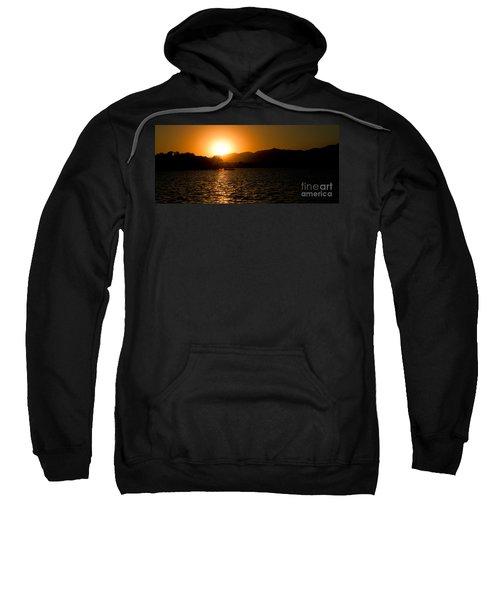 Sunset At Kunming Lake Sweatshirt