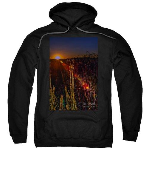 Sunset Sun-beam Sweatshirt