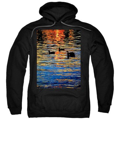 Sunset Swim Sweatshirt