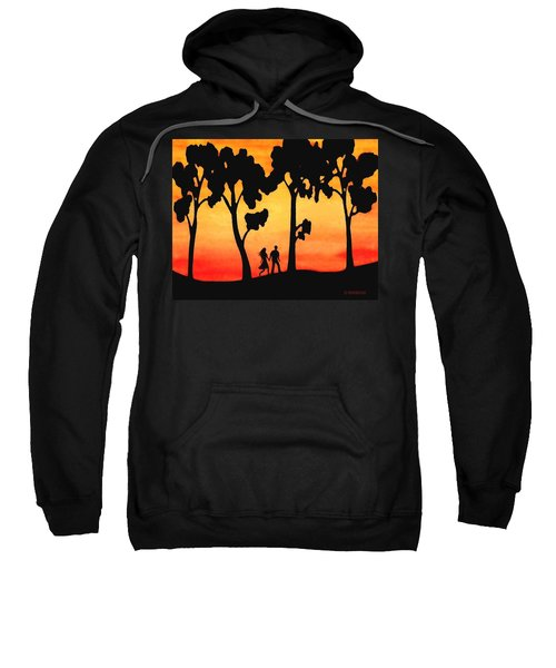 Sunset Walk Sweatshirt