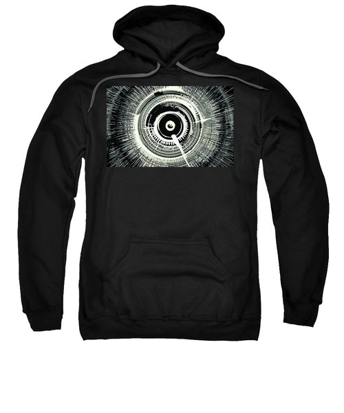 Super Nova Black Sweatshirt